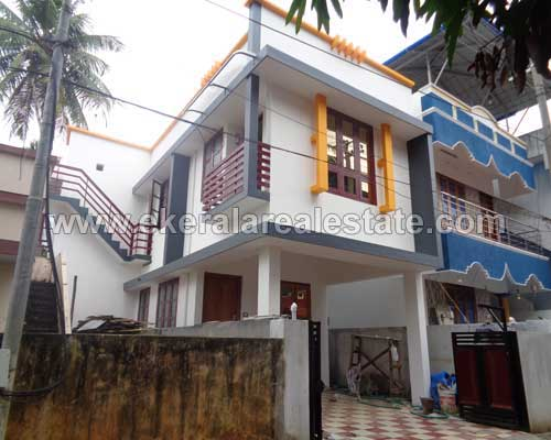 two storied new house sale in killipalam karamana trivandrum kerala real estate