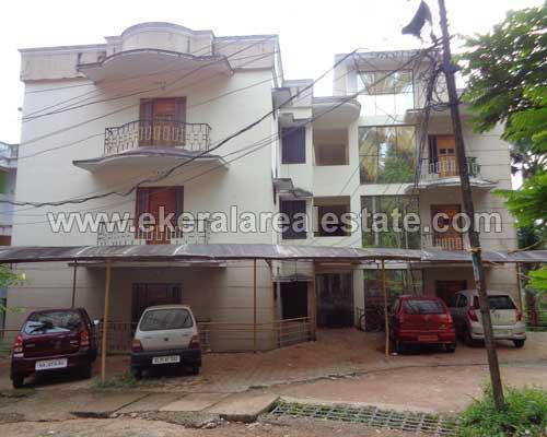 sreekaryam real estate properties 3 bhk flat sale chenkottukonam sreekaryam