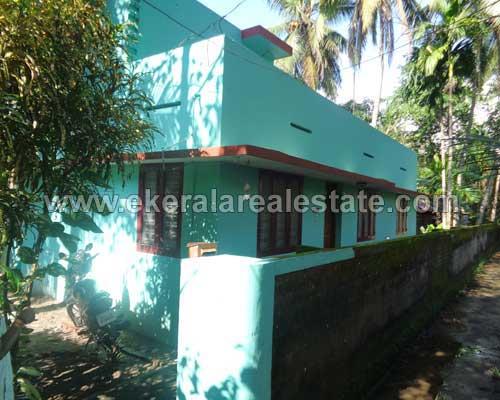 lorry plot with house sale in karikkakom near chackai kerala real estate