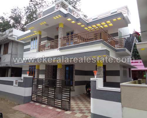 newly built house sale in Pidaram Thirumala trivandrum kerala real estate