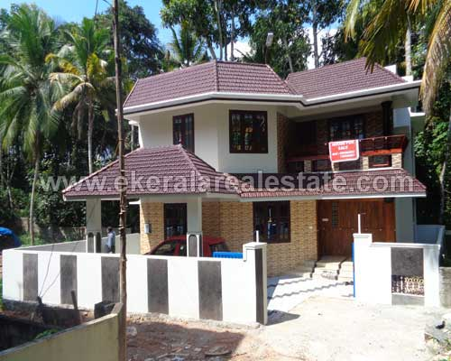kerala real estate thachottukavu 4 BHK house sale in thachottukavu trivandrum