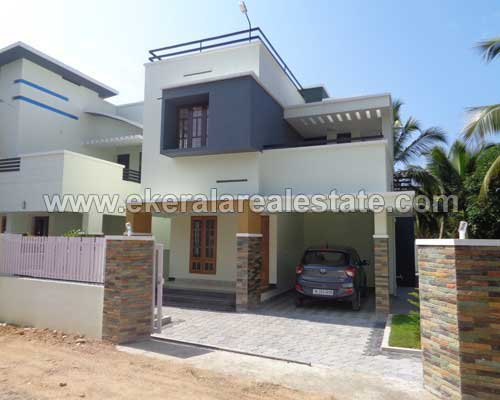 kerala real estate menamkulam new built house sale in menamkulam trivandrum