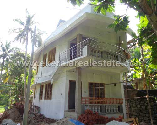 kerala real estate Anayara 3 BHK new house sale in Anayara trivandrum