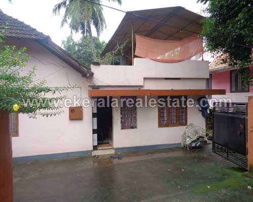 kerala real estate properties Thirumala residential land plot sale in Thirumala