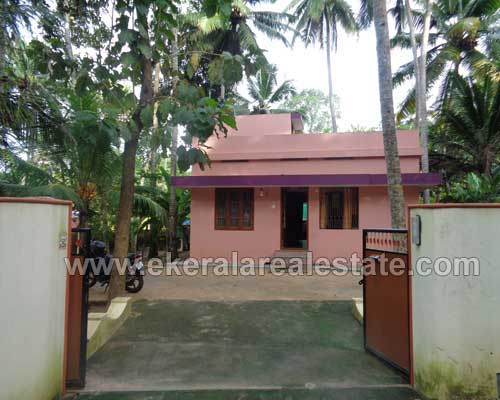 kerala real estate properties Karakkamandapam single storied house sale in Karakkamandapam