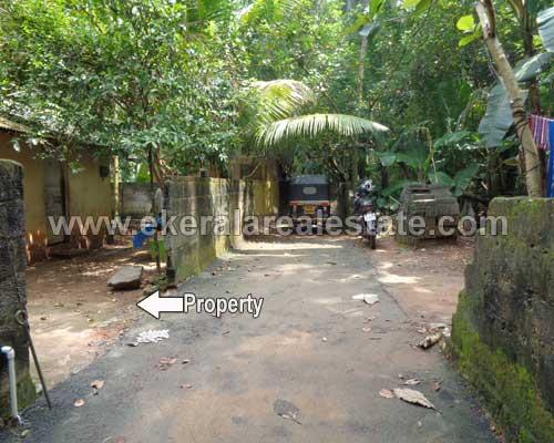 residential square land property sale in Thirumala trivandrum Thirumala real estate