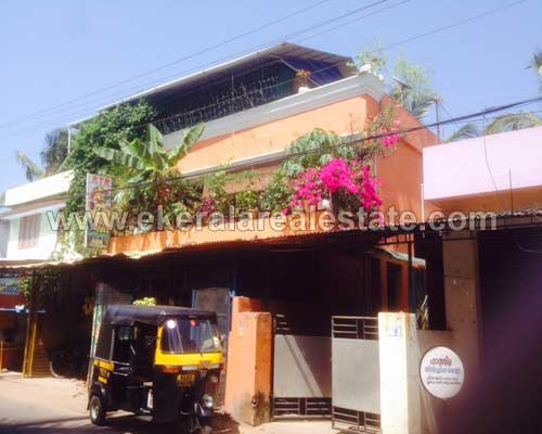 property sale in Vettucaud house and commercial shops sale in Vettucaud