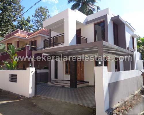 kerala real estate Kudappanakunnu new beautiful house sale in Kudappanakunnu trivandrum