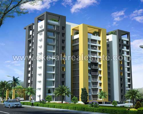 2 BHK luxury apartment sale in Mannanthala trivandrum kerala real estate