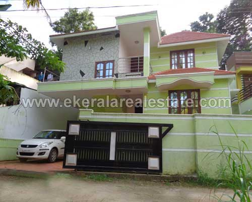 4 BHK house for sale in Sreekaryam trivandrum kerala real estate