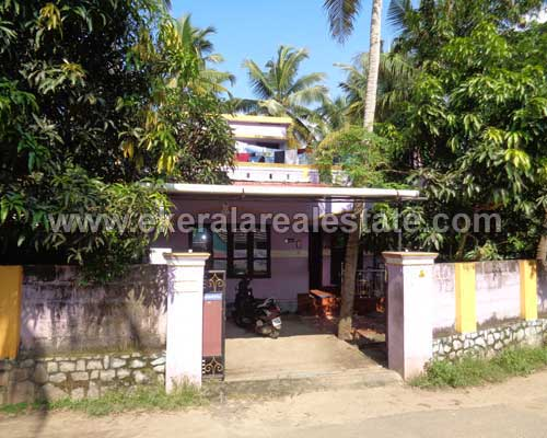 kerala real estate trivandrum Kadinamkulam single storied house sale