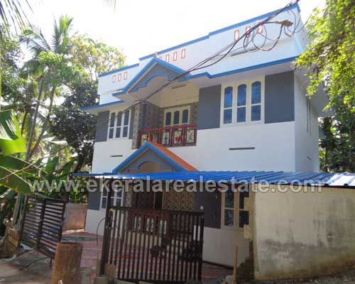 1850 sq.ft. house Thirumala thiruvananthapuram kerala real estate