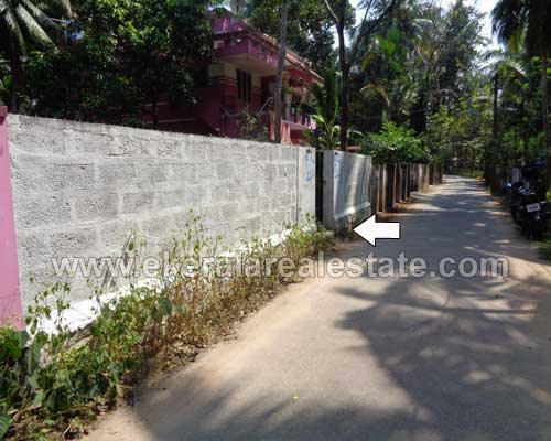 residential house plot sale at Kazhakuttom thiruvananthapuram kerala real estate
