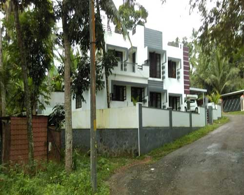 Enikkara property sale Enikkara 3 bedroom house for sale at trivandrum