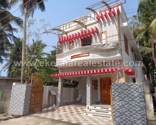 Attukal property sale Attukal Manacaud 3 bedroom new house for sale at trivandrum
