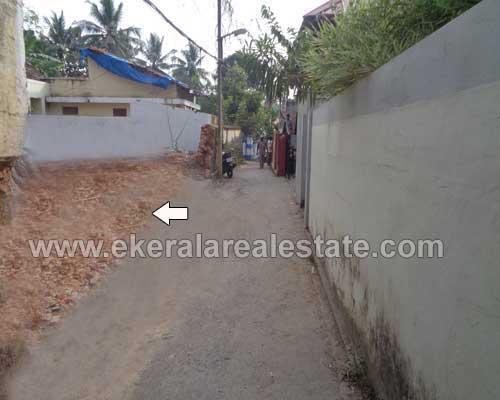 house plots sale in Nanthancode thiruvananthapuram kerala land sale