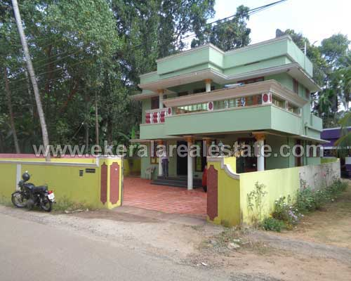 3 bhk two storied house sale in karumam trivandrum thirumala houses