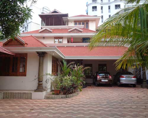 12 cents 5000 sq.ft. house for sale in pattom trivandrum pattom houses
