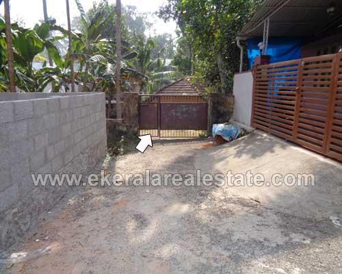 residential land plots at Thirumala Thiruvananthapuram for sale