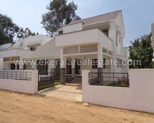 new two storied house villas sale in Vattiyoorkavu Trivandrum Vattiyoorkavu