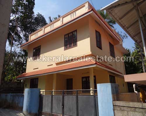 kerala real estate Sreekaryam 4 bedroom house sale Sreekaryam