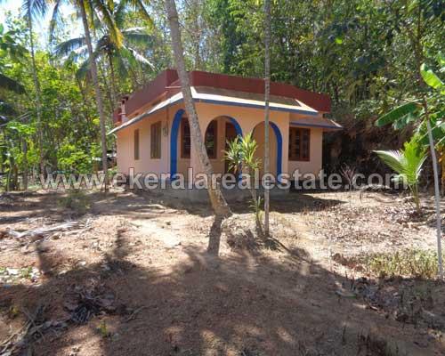residential land plots and old house at Kulathupuzha Kollam Thiruvananthapuram for sale