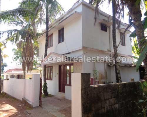 used two storied house sale in Kachani thiruvananthapuram Kachani