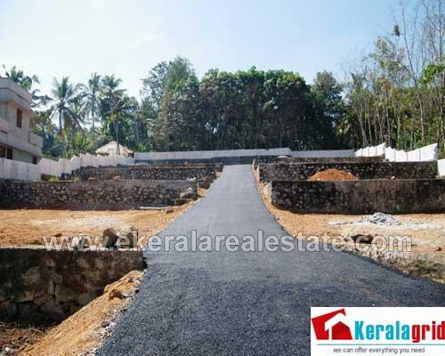 Chenkottukonam 5 cent land plots for sale at Chenkottukonam properties thiruvananthapuram