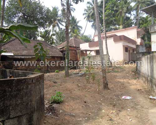 residential land and old house sale in Kaimanam Karamana trivandrum kerala real estate Kaimanam Karamana