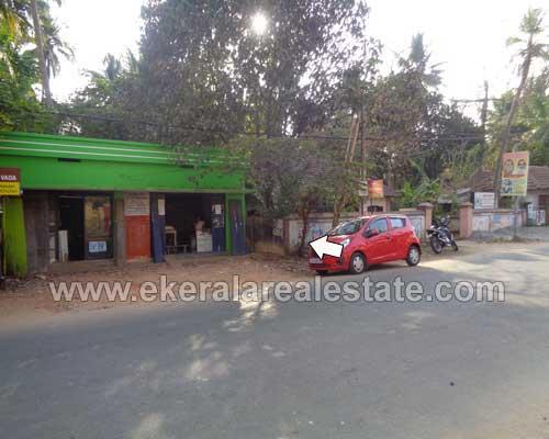 trivandrum Kudavoor Junction Pettah 8 cent residential land plots sale kerala real estate