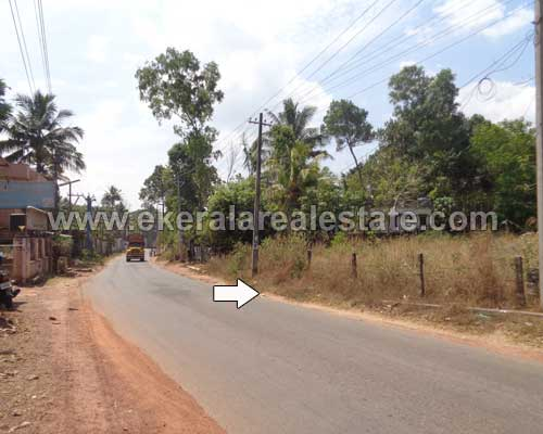 trivandrum Karakonam residential land plots 37 cents for sale kerala real estate