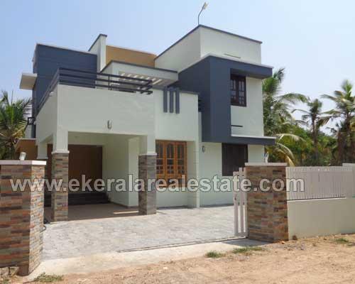 kazhakuttom real estate new house villas sale at Kazhakuttom technopark