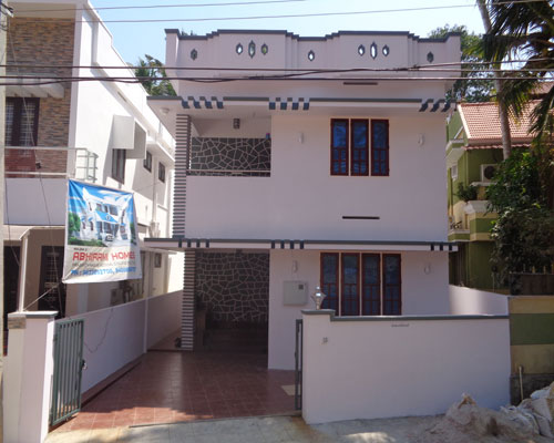 New house for sale in Kurungarakonam Road Akkulam Trivandrum Akkulam house