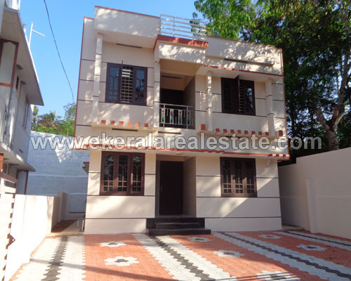 1400 sq.ft. new house villas sale at thirumala trivandrum kerala real estate thirumala