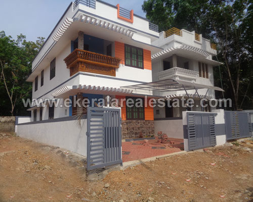 kerala real estate trivandrum Balaramapuram 3 Bedroom New Villa for sale
