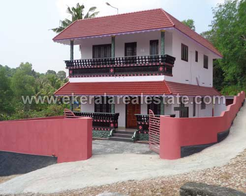 kerala real estate trivandrum Korani Attingal 5 cents with 4 bhk new house sale