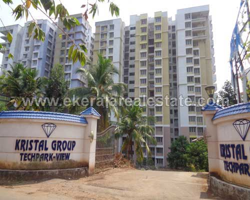 kazhakuttom technopark trivandrum 2 bhk flat for sale kerala real estate