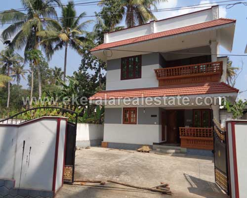 trivandrum real estate Karamana two storied 2050 sq.ft. house sale in Karamana