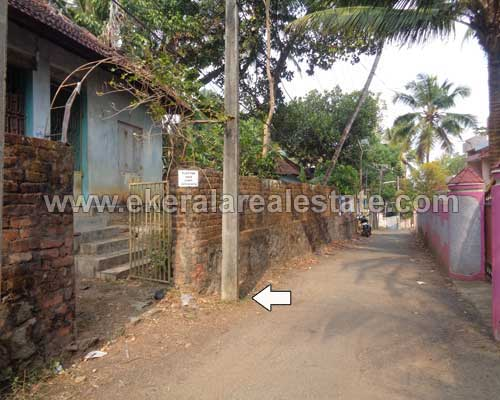 residential land 7 cents for sale in thirumala Thiruvananthapuram thirumala land sale