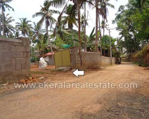 Chekkalamukku thiruvananthapuram Land for sale Chekkalamukku Sreekaryam real estate kerala