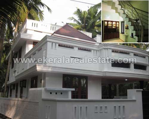 Poojappura thiruvananthapuram house for sale Poojappura Mudavanmugal real estate kerala