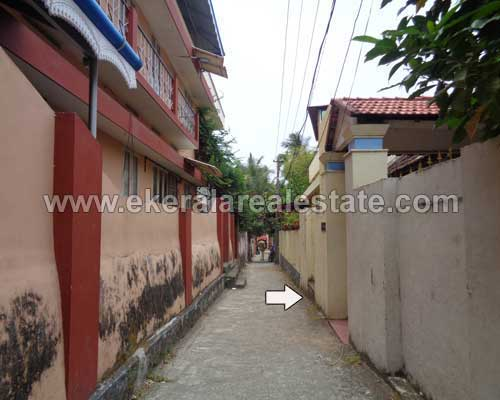 Trivandrum real estate Old House for Sale near Ayurveda College Trivandrum Kerala