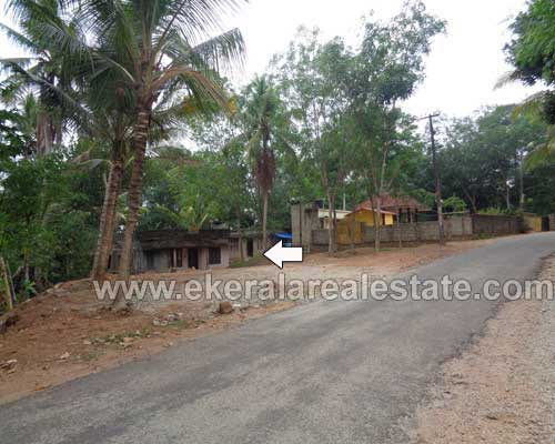 Kerala real estate Properties 8 Cents Land with House for Sale at Anad Nedumangad Trivandrum
