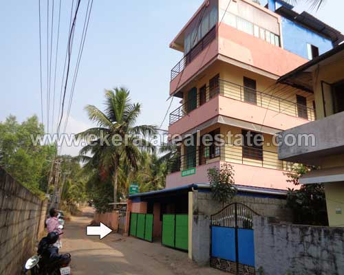 Kerala real estate Kazhakuttom Working Hostel with Building for Sale at Technopark Kazhakuttom Trivandrum