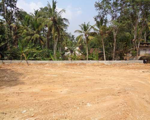 Trivandrum Real estate Ulloor Properties 5 Cents Residential Plots for sale at Ulloor Trivandrum Kerala