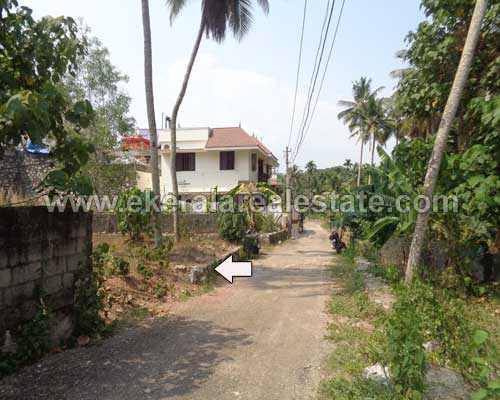 Trivandrum Real estate Vattiyoorkavu Properties Plot for sale at Nettayam near Vattiyoorkavu Trivandrum Kerala