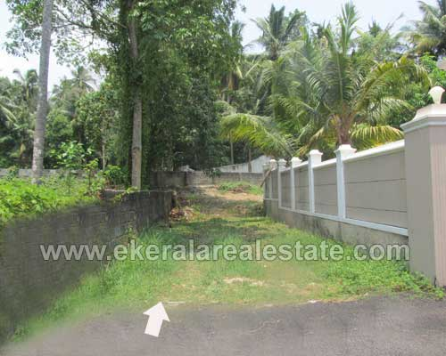 Kerala Real estate Trivandrum properties Residential Land for Sale at Nalanchira Trivandrum Kerala