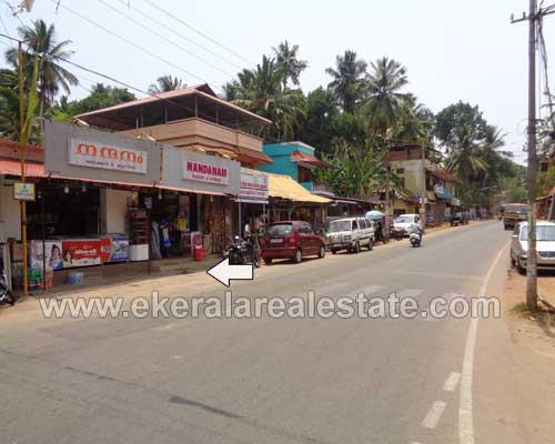 Trivandrum real estate Thiruvallam Properties Commercial Property at Poonkulam Thiruvallam