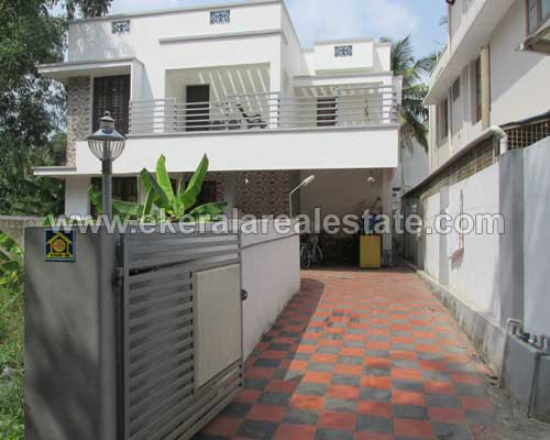 Kaimanam Real estate Properties 3 BHK House at Kaimanam Trivandrum