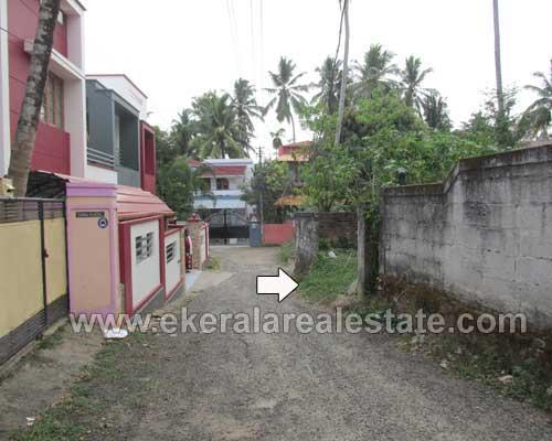 Pappanamcode Real estate Properties land at Kaimanam Pappanamcode Trivandrum